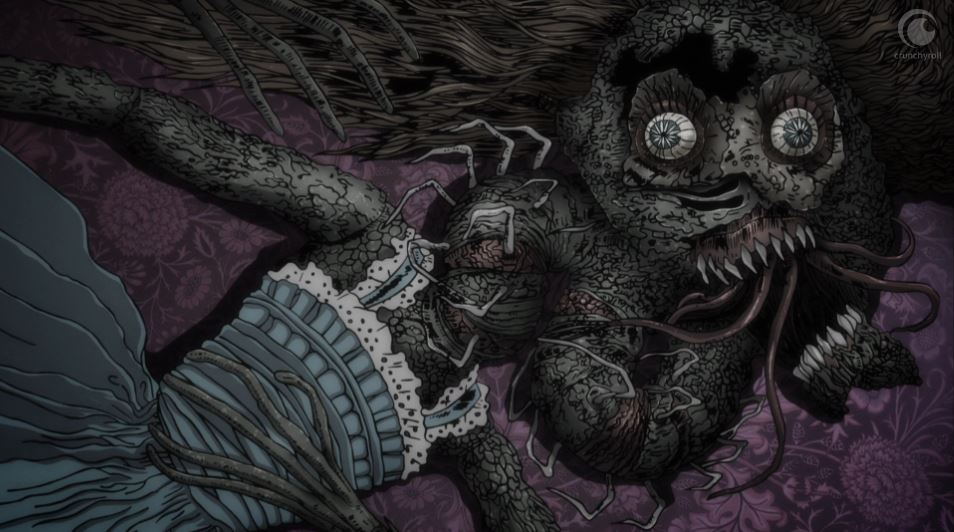 Anime Death Note Wallpaper Review Junji Ito Collection Episode 1 Anime Feminist
