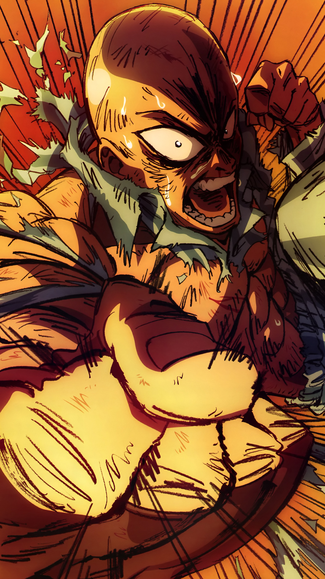 One Piece Iphone 7 Wallpaper 1080x1920 Wallpaper One Punch Man Wallpapers Hd Anime