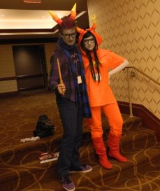 Anime Boston 2013: Cosplay   The Rise of the Homestuck
