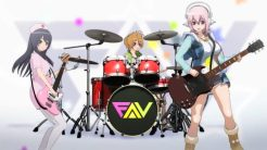 The Shredder: Soni Ani: Super Sonico the Animation