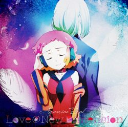 Aquarion EVOL Soundtrack New Dimension
