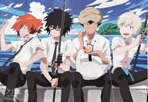 Tsuritama Anime