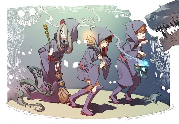 Little Witch Academia Kickstarter