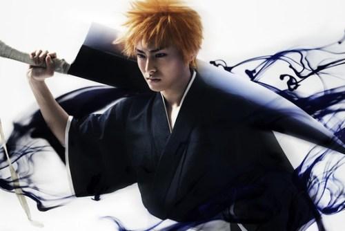 Akira Takano as Ichigo Kurosaki