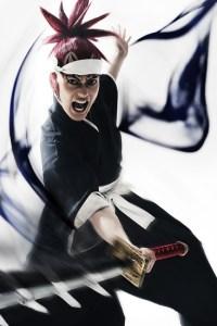 Tsubasa Sakiyama as Renji Abarai