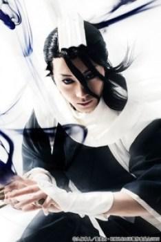 Hiroki Ino as Byakuya Kuchiki