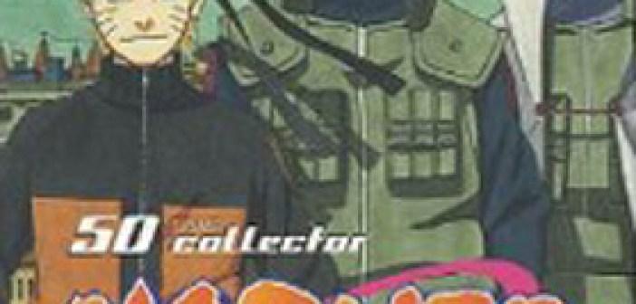 Naruto • Vol. 50 Collector