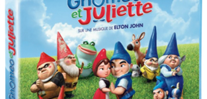 Gnoméo et Juliette • Blu-ray