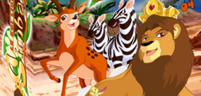 Le Roi Lion Simba • Coffret 4