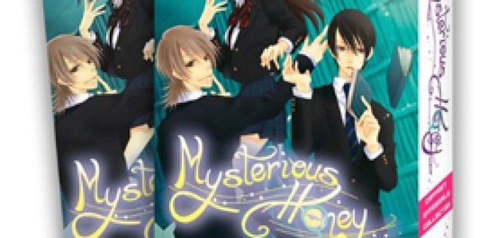 Mysterious Honey - Coffret collector