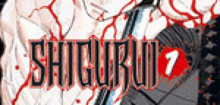 Shigurui • Vol.1