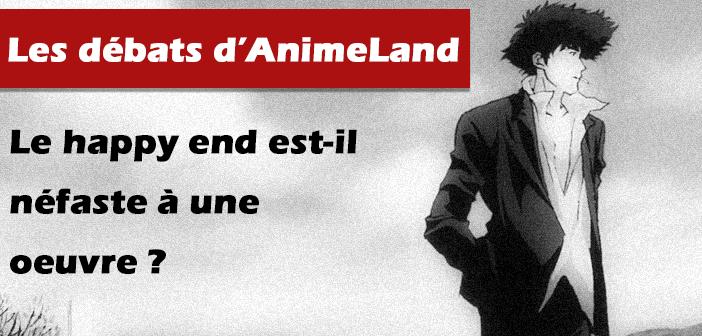 Le débat d'AnimeLand 1 – Le happy-end est-il néfaste à une oeuvre ?