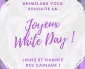 [Concours] White Day : gagnez des cadeaux !