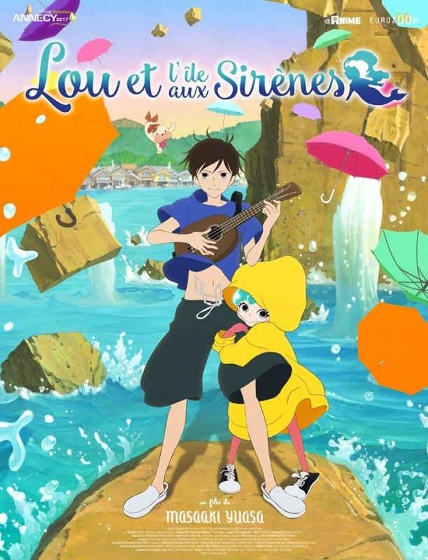 Lou et l'ïle aux Sirènes