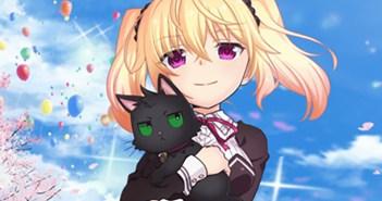 Nora, Princess and Stray Cat