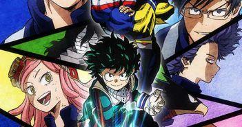 My Hero Academia saison 2