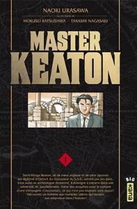 master-keaton-tome1