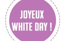 joyeux white day