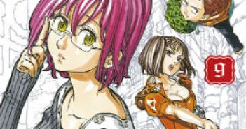Seven Deadly Sins Vol 9