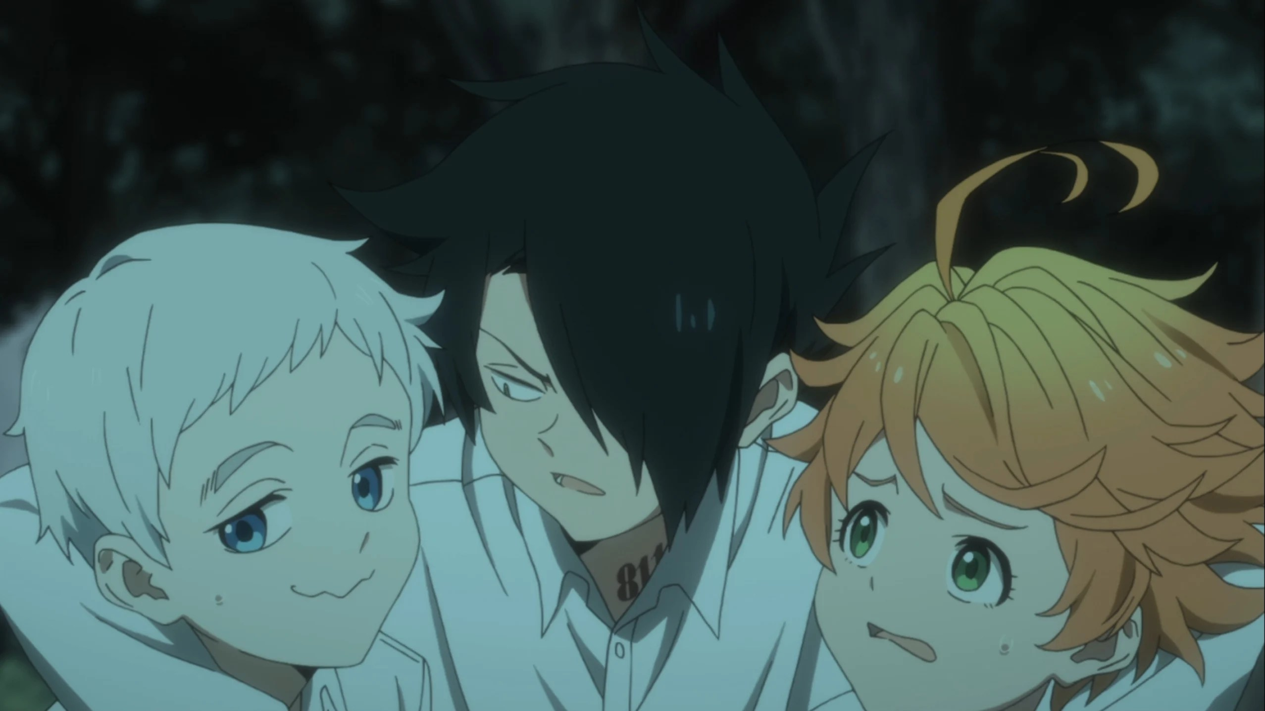 Anime Wallpaper Steam Episodes 1 2 The Promised Neverland Anime News Network