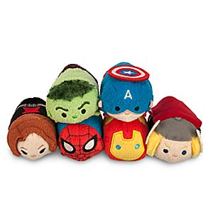 Disney Marvel Tsum Tsum Plush