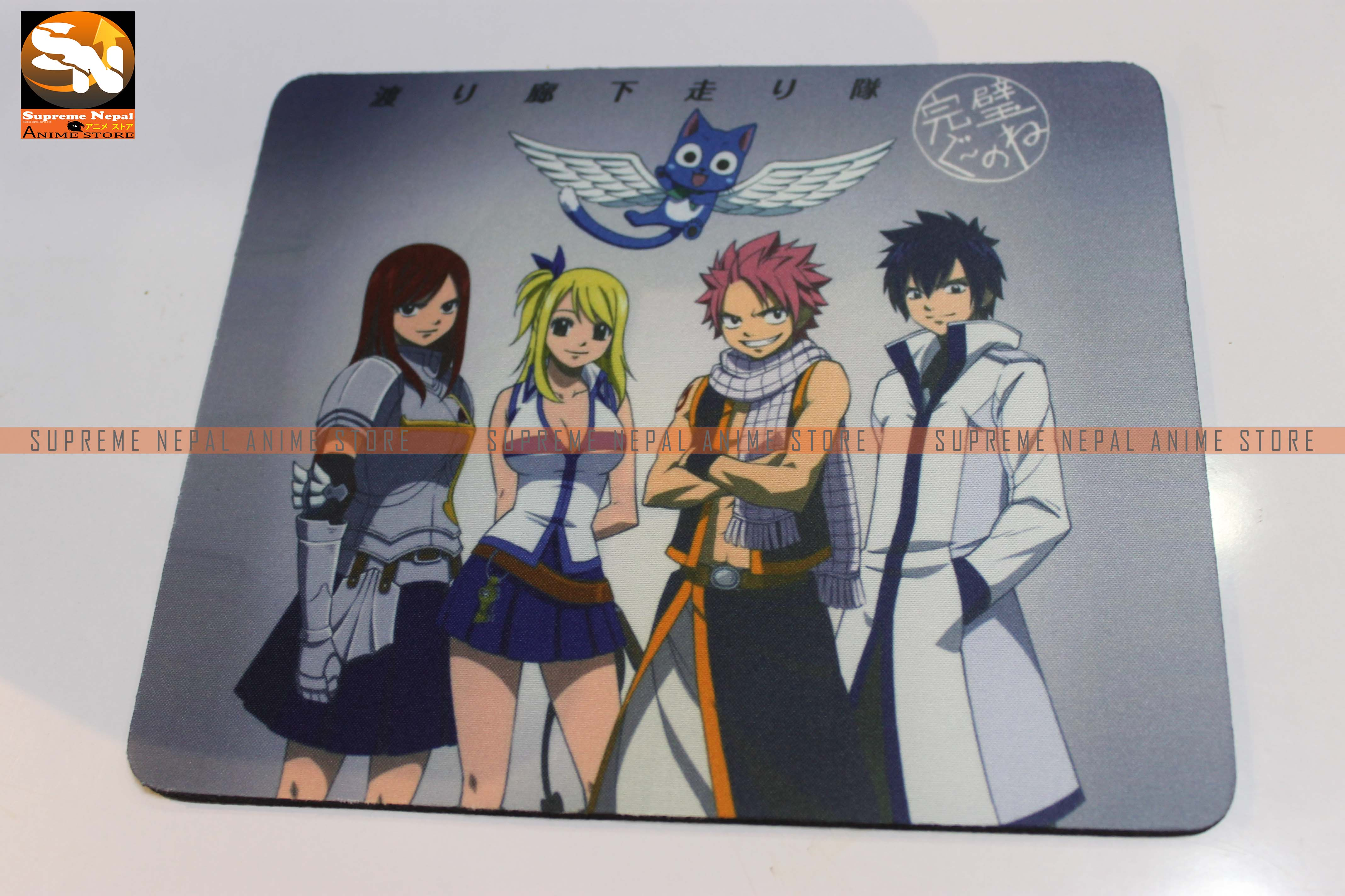 Fullsize Of Anime Mouse Pad
