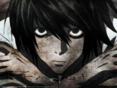 L Death Note Hd Wallpaper 5 Desktop Wallpaper - Animewp.com