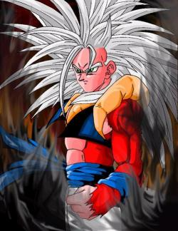 Dragon Ball AF, otro fanart ms