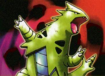 Wallpaper Anime Tyranitar