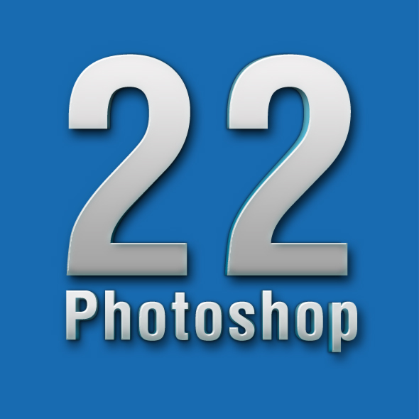 22nd photoshop birthday