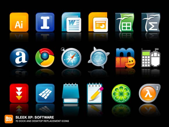 xp icons software
