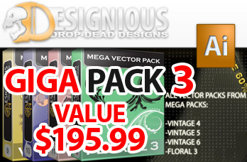 Giga Vector Pack