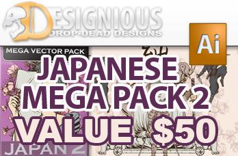 designious-japanese-mega-pack