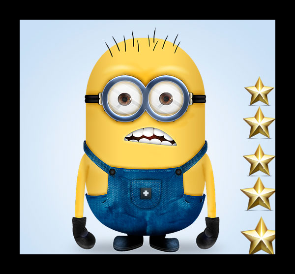 "Create a ""Minion"" Character From the Despicable Me Movie"