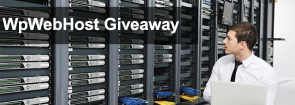 Win 3 WordPress Web Hosting Account WpWebHost Giveaway