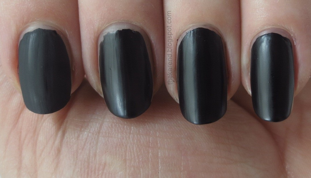 Why Does Matte Nail Polish Turn Shiny Hession Hairdressing