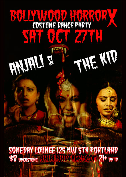 Bollywood Horror X : Halloween Costume Party
