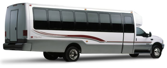 party bus and anj car and limousine service