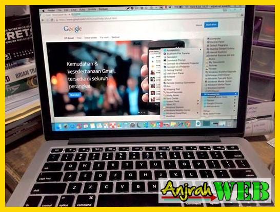 Cara Install Windows 7 8 Di Macbook Pro Air Di Paralel Dekstop Pakai Flashdisk Hardisk Eksternal