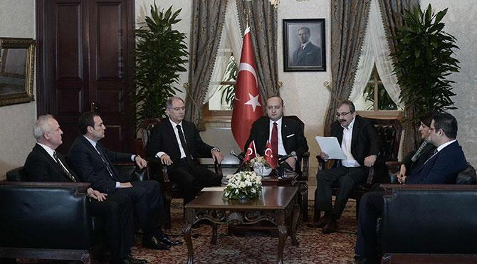 Dolmabahçe krizi nasıl başladı, Erdoğan hangi ismi istemedi?