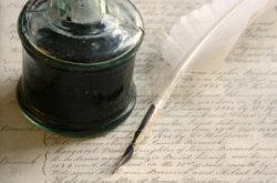 Anleitungen zum schreiben lernen