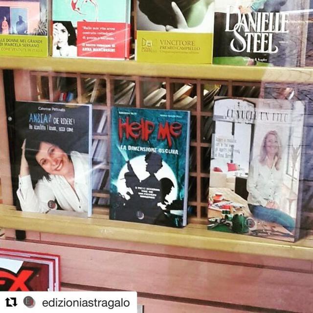 Se siete ad Oleggio presso la libreria Girapagina il miohellip