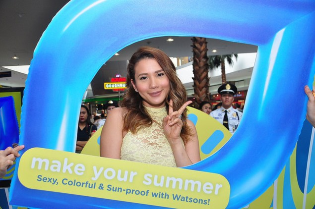 Make it a Watsons summer! + Switch & Save campaign launched