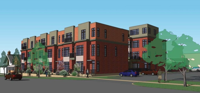 Design Review Board offers critique on North Main Street