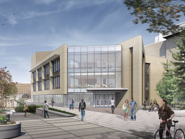 $55M University of Michigan library renovation to reflect changing