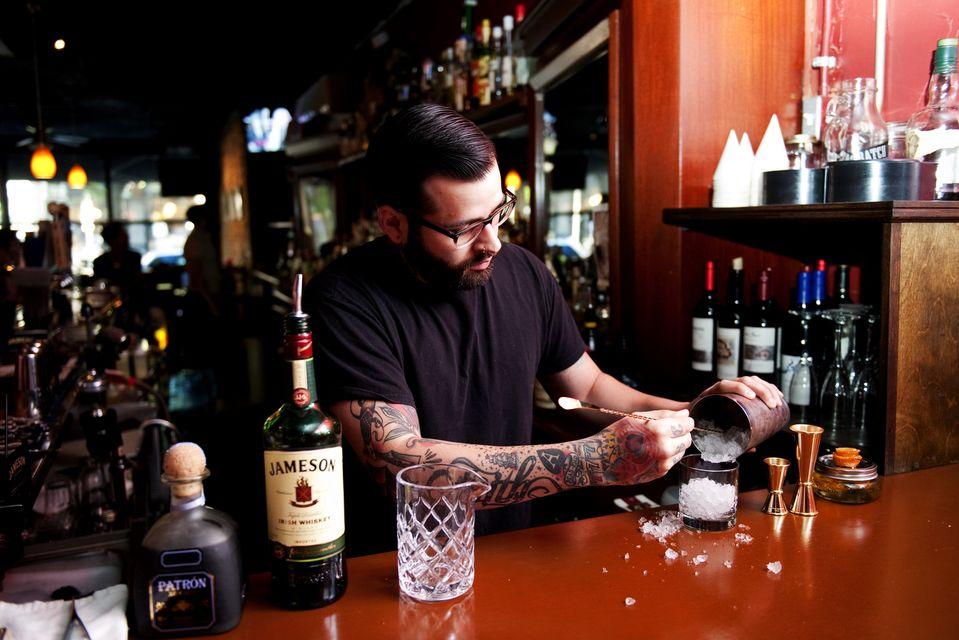 Award-winning bartender brings his mixology skills to downtown Ann Arbor