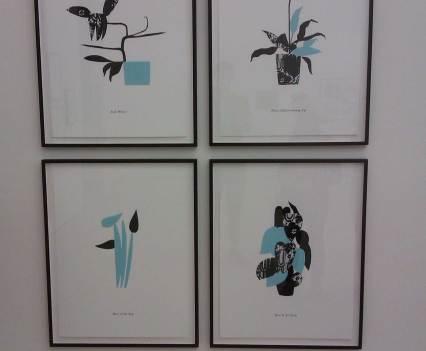 Kunst_mit_Verfallsdatum_Saatchi_Galerie_London_England_Anna_Szermanski_Collage_Papier_Kunst_Puppe_Plastik_2