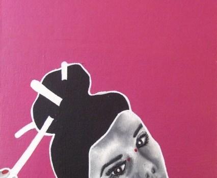 """Nude 15"", 2009 Öl auf Leinwand, 40x50 cm"