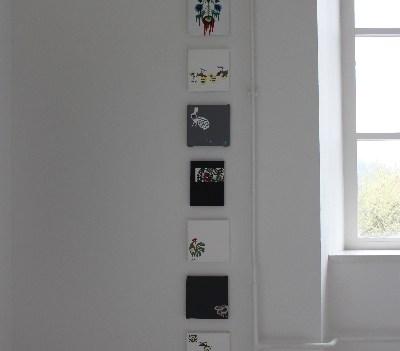 Ausstellungsansicht Rundgang 2012Kunstakademie, Düsseldorf