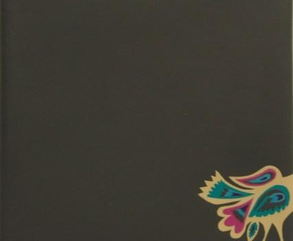 """Ptak"", 2012Acryl auf Leinwand, 22x22 cm"